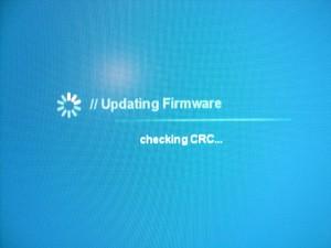Checking CRC...
