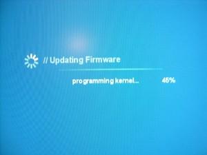Updating Firmware - Programming the Kernal